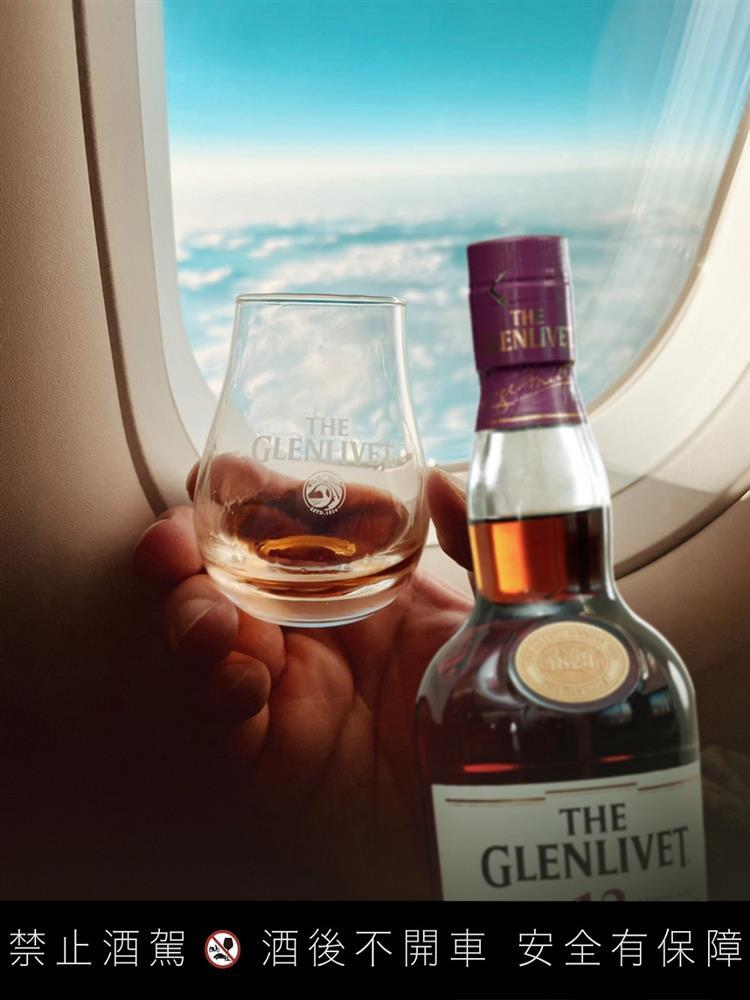 格蘭利威專機顛覆品酒全新高度,全新視角呼應獨獻台灣精神,13年雪莉桶原酒2021年限量珍藏版,磅礡上市。