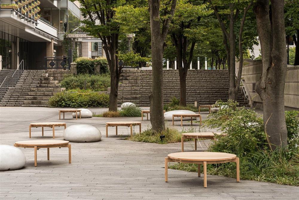 橫濱「藍瓶咖啡港未來店」2