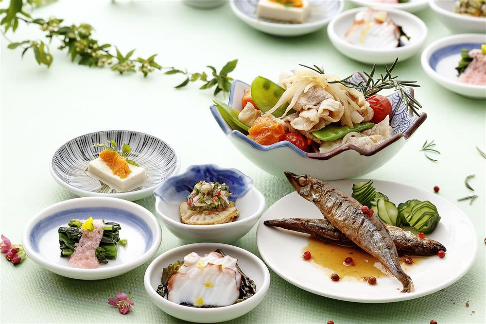 欣葉日本料理春季小缽料理