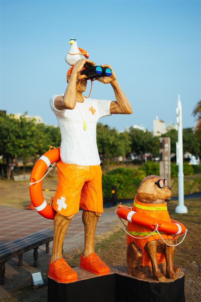 海岸的守護者01