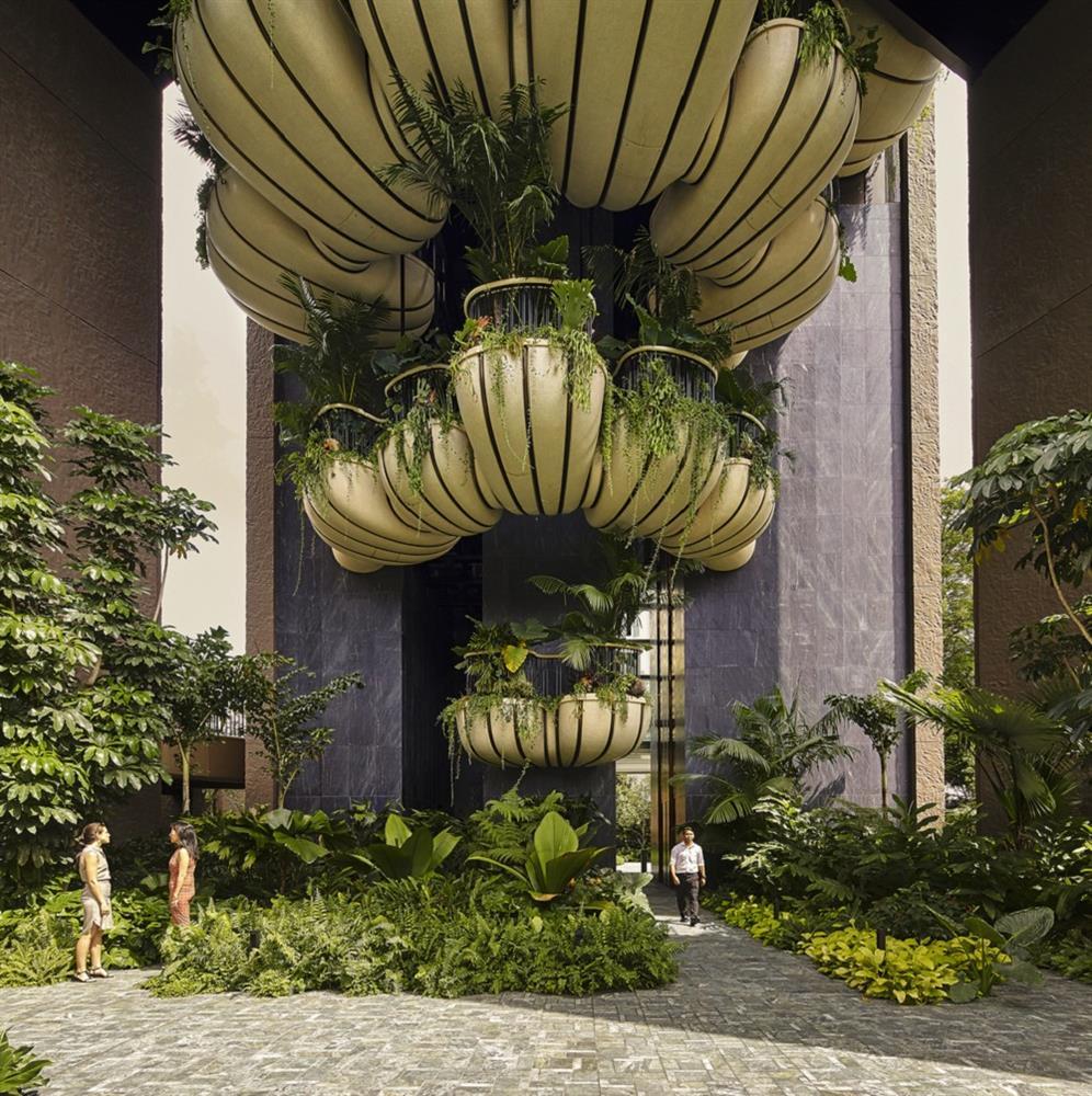 海澤維克的新加坡住宅3