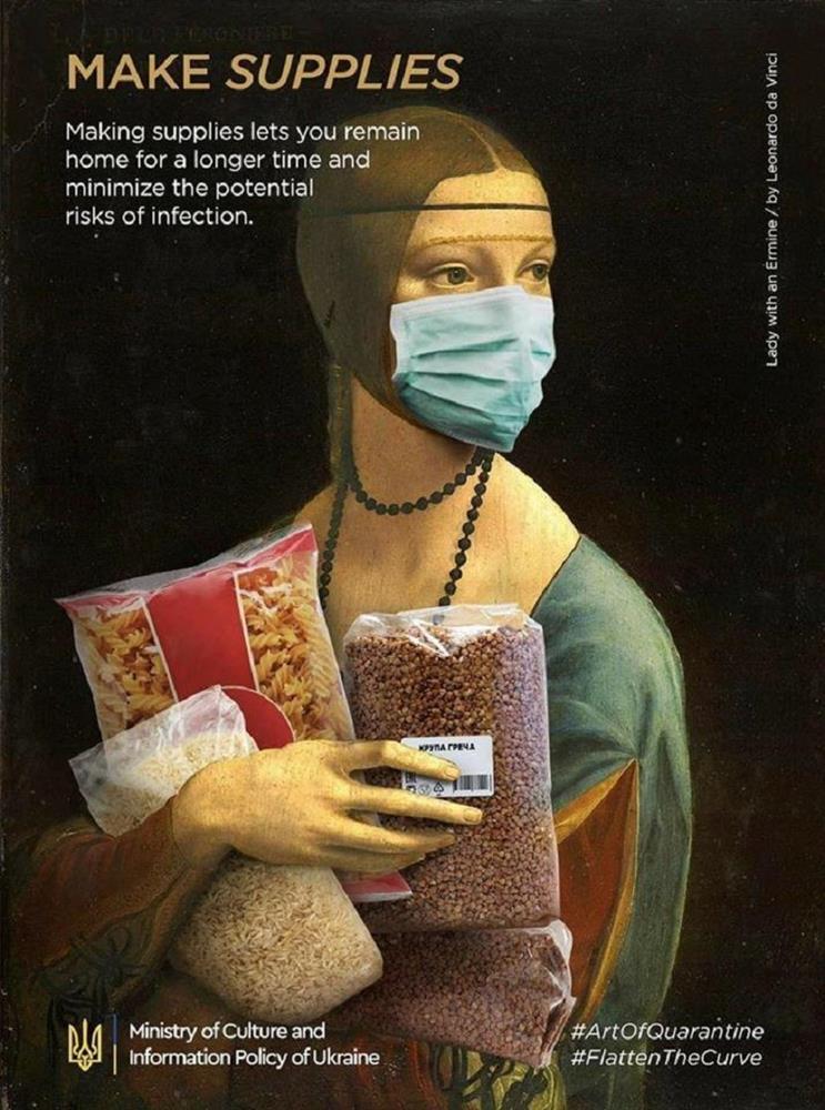 烏克蘭防疫名畫7