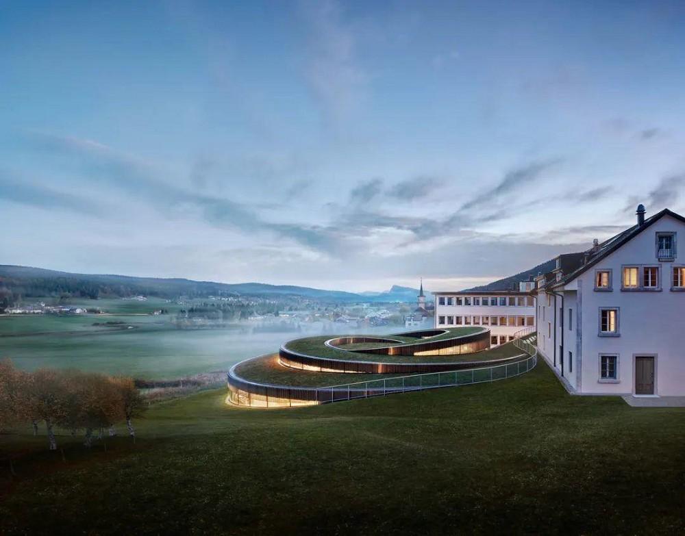 瑞士愛彼錶博物館001