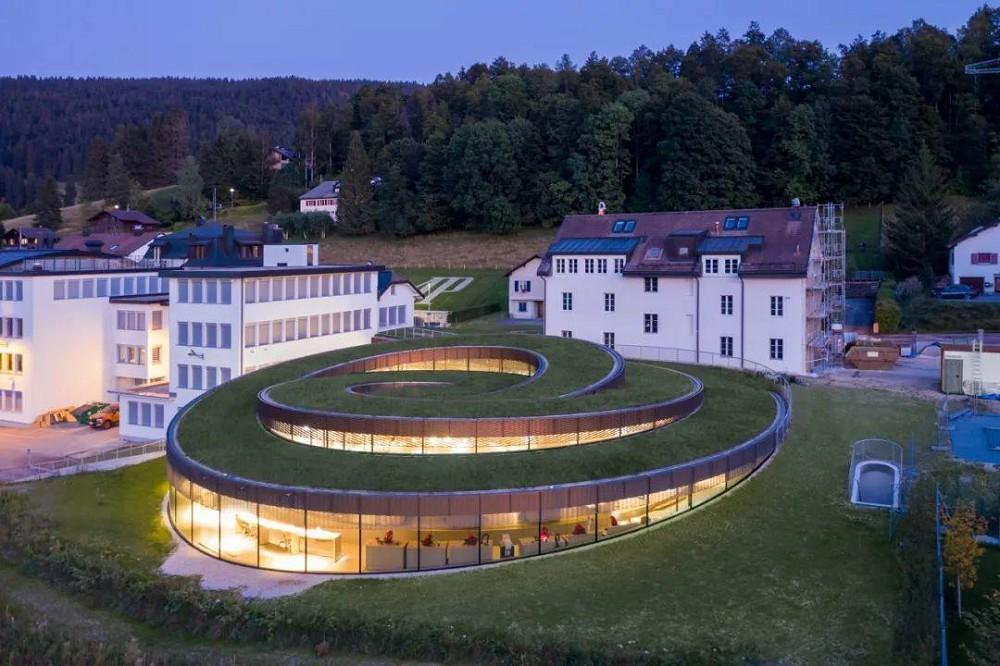 瑞士愛彼錶博物館002