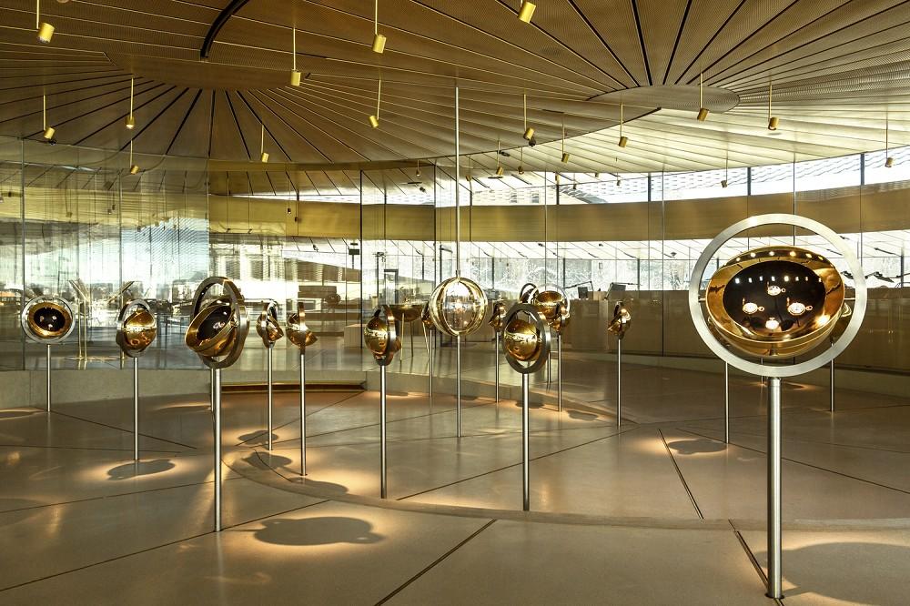 瑞士愛彼錶博物館003