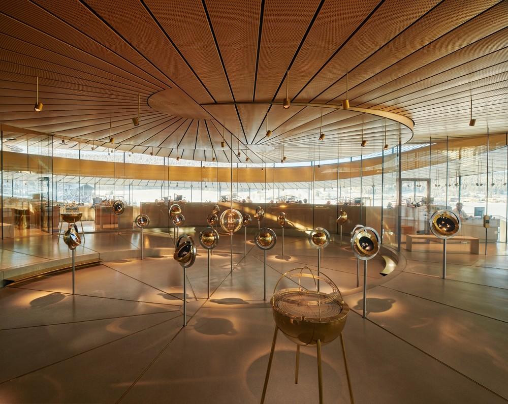 瑞士愛彼錶博物館011