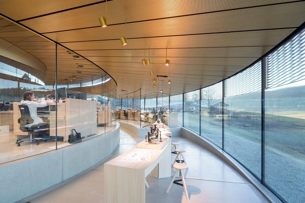 瑞士愛彼錶博物館013