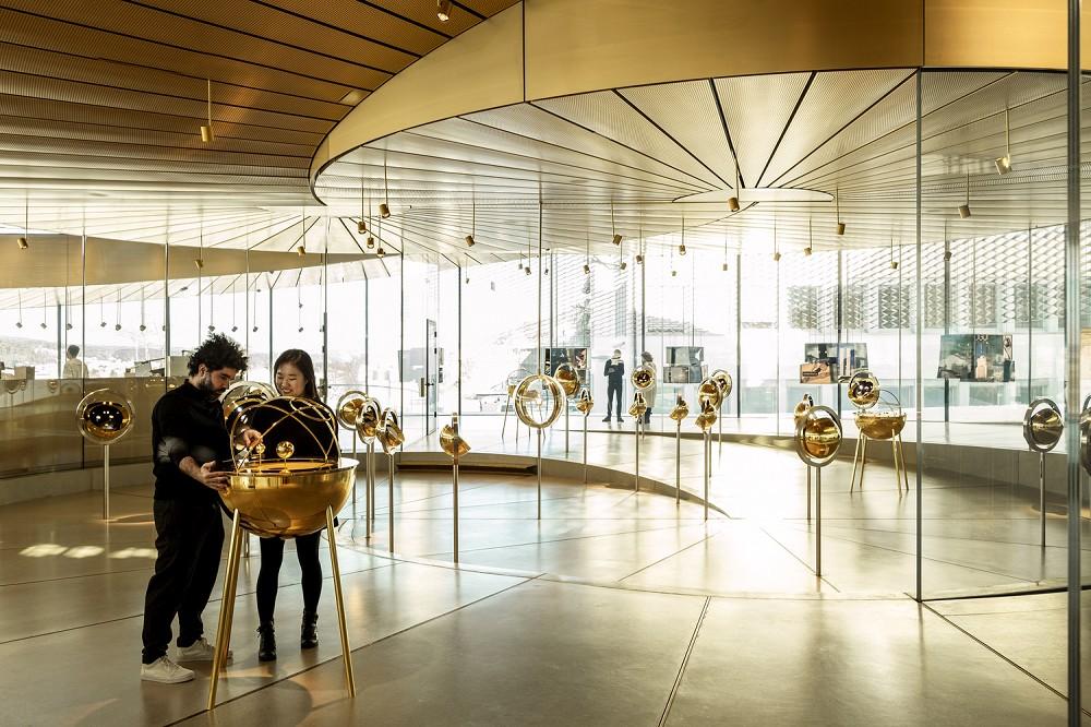 瑞士愛彼錶博物館017