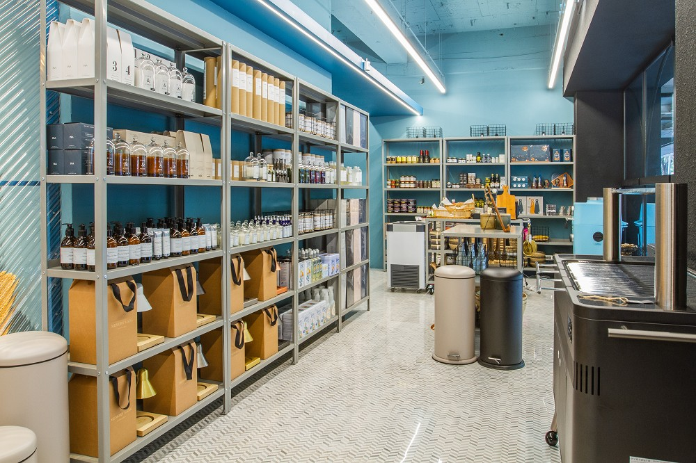 瑪黑家居敦南新增美味市集與智能美型家電區