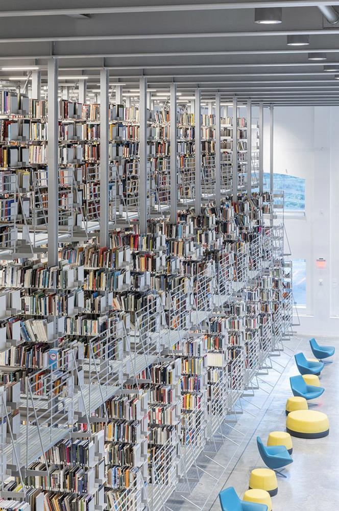 紐約康乃爾大學MuiHo藝術圖書館6