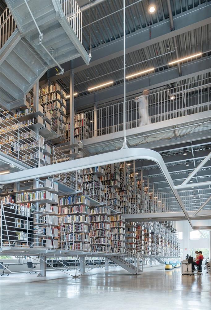 紐約康乃爾大學MuiHo藝術圖書館7