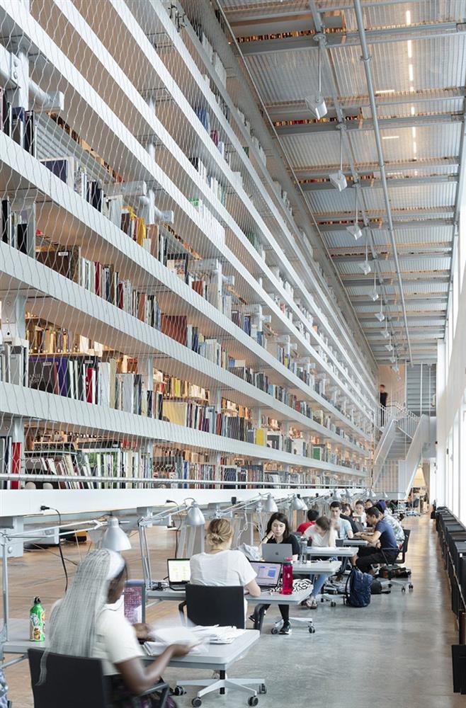 紐約康乃爾大學MuiHo藝術圖書館8