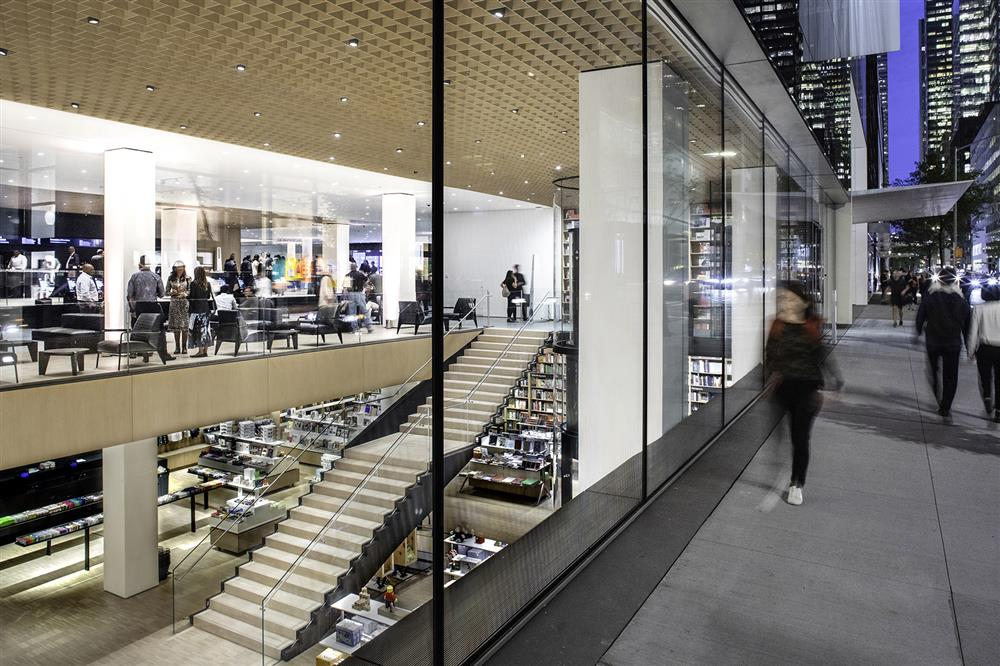 紐約MoMA現代藝術博物館擴建升級6