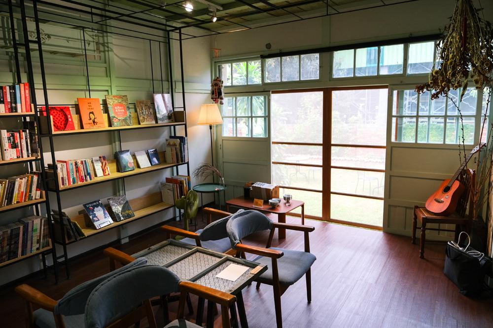 屏東勝利星村5家獨立書店