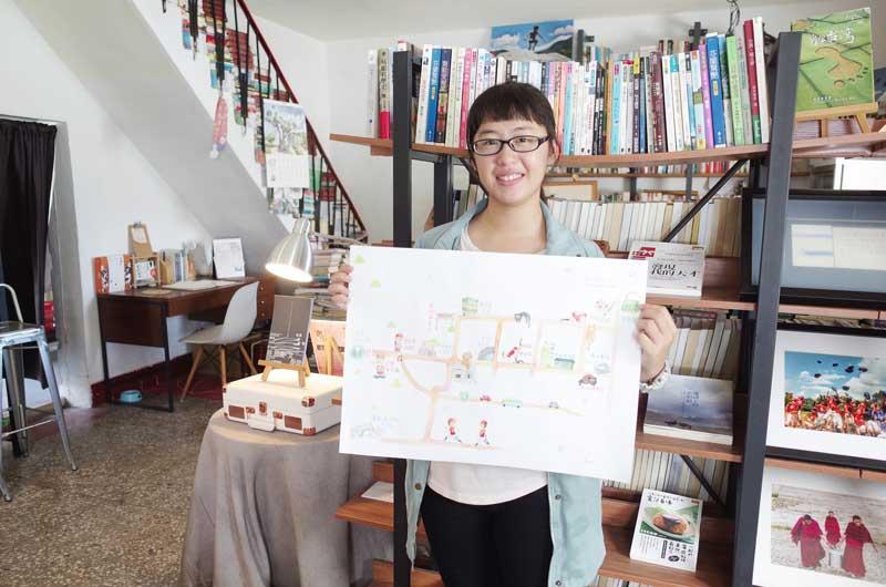 胡文偉打造「練習曲書店」6