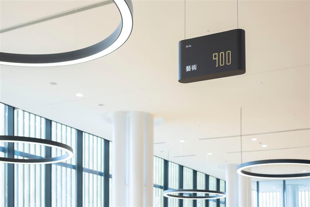 臺南市立圖書館總館指標設計