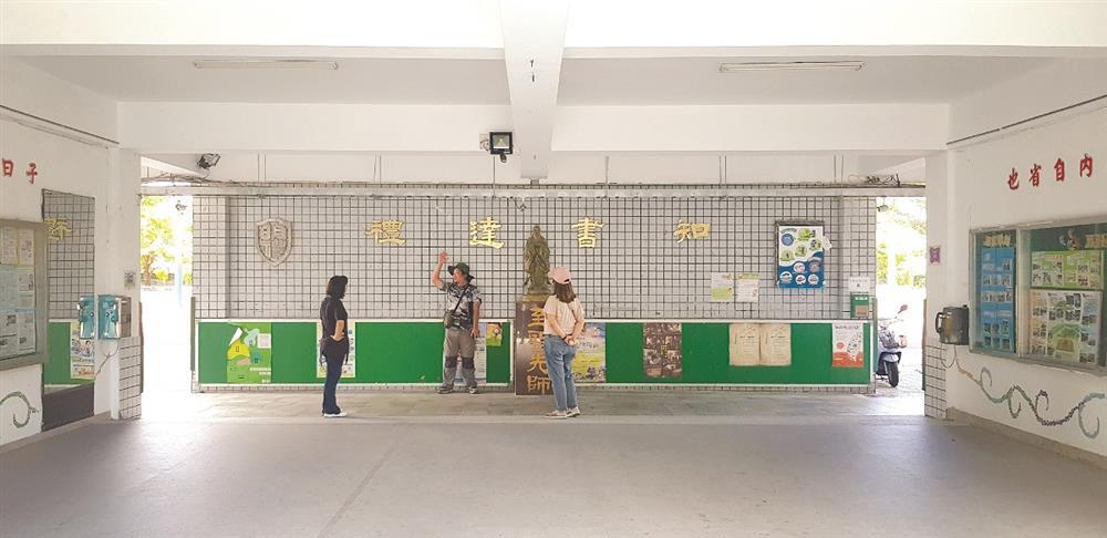 台灣校園美感升級!教育部「學美‧美學」用設計改造全台9所學校司令台、教室、餐廳空間