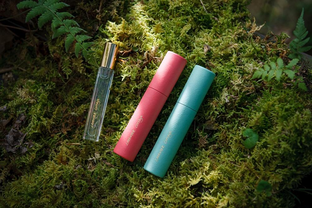 薰衣草森林森林形象橫