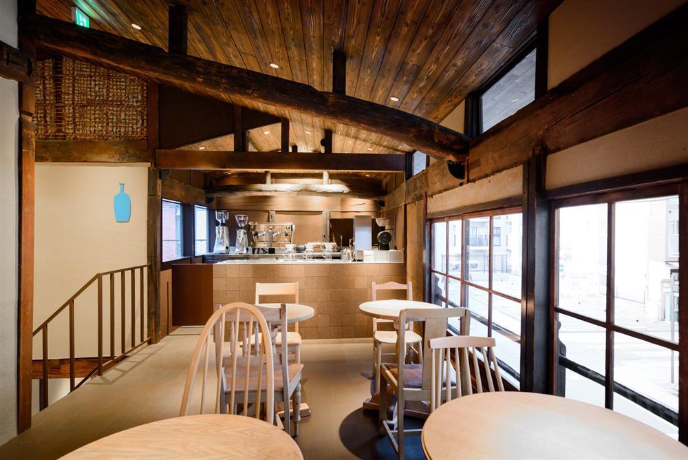 藍瓶咖啡京都二號店京都六角2