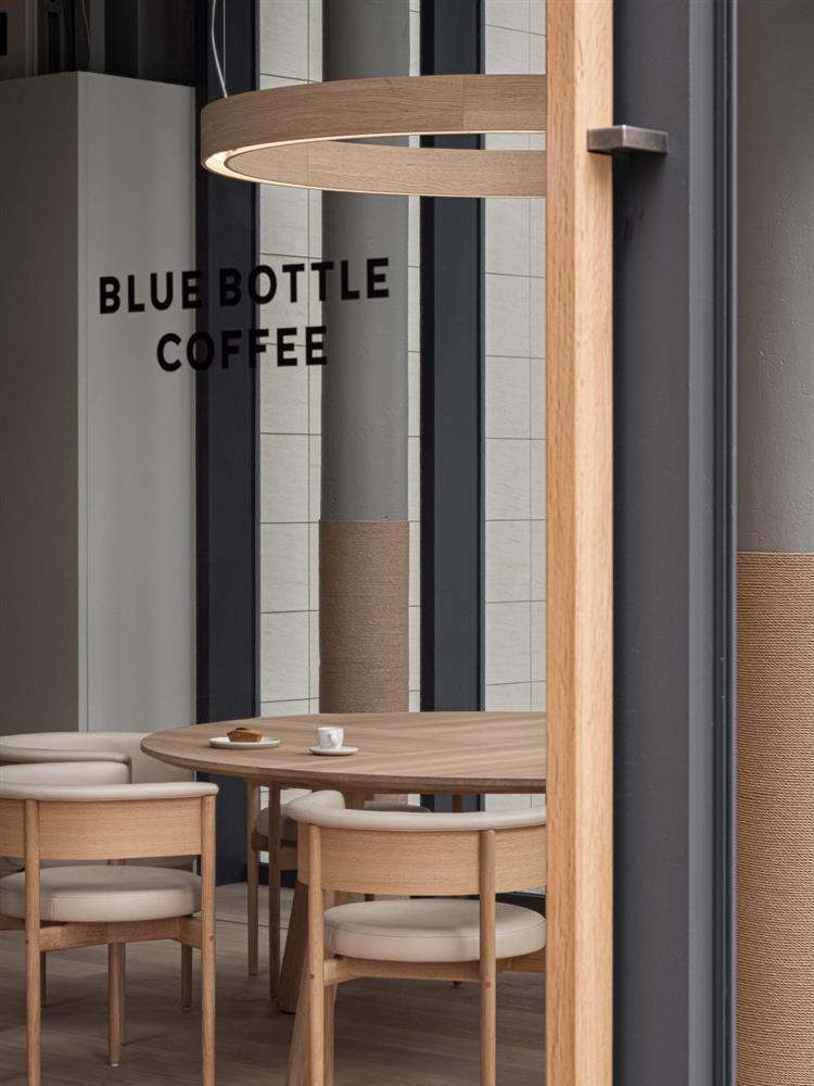 藍瓶咖啡港未來店