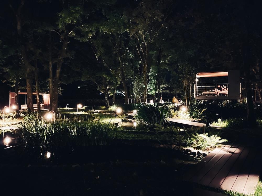 虹夕諾雅谷關溫泉變身「沐暑度假村」5
