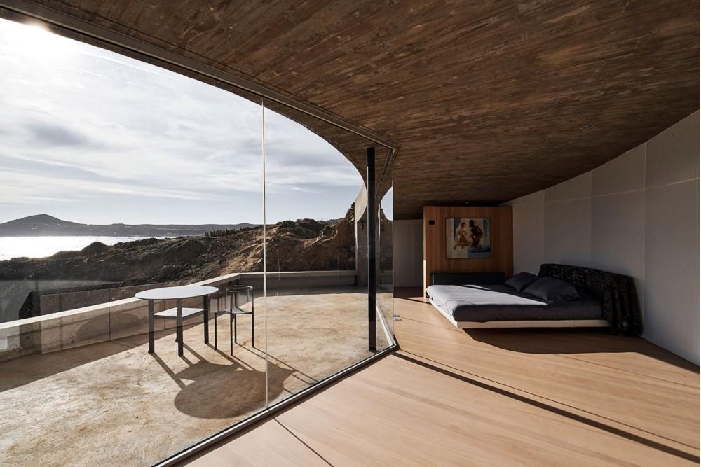 西澤立衛的智利別墅