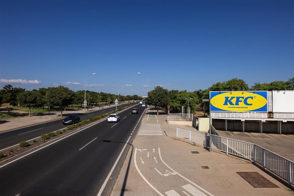 西班牙KFC致敬IKEA3