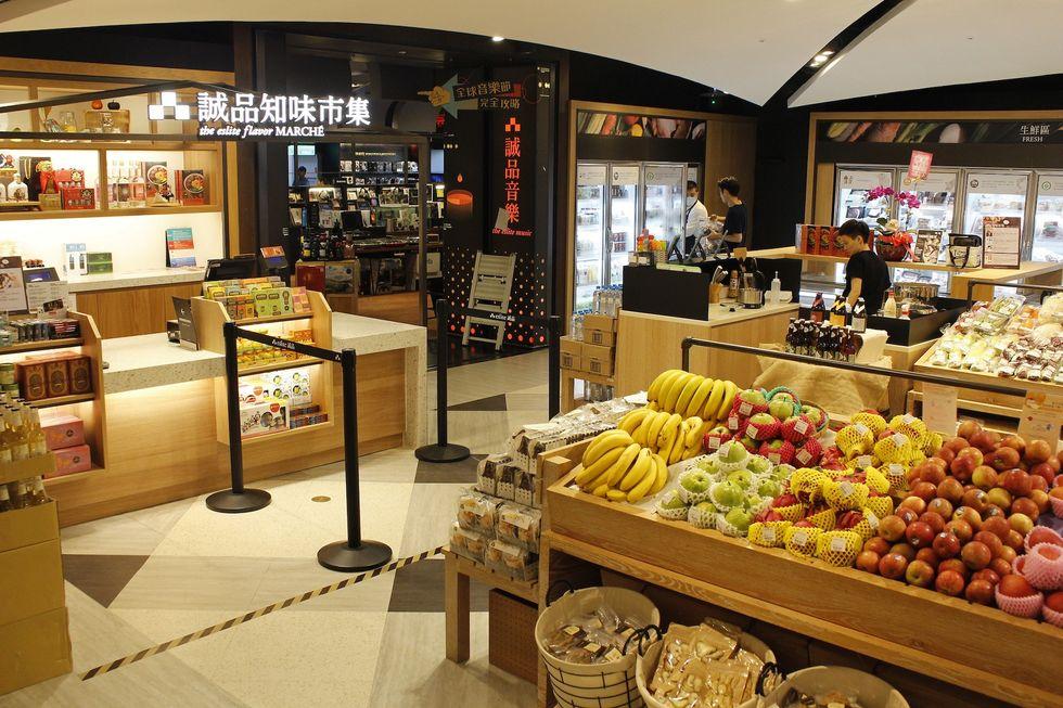 誠品信義店-誠品知味市集-今起推出新概念超市-食材品項由2千種擴增4倍至近8千種-1-jpg-1559837860