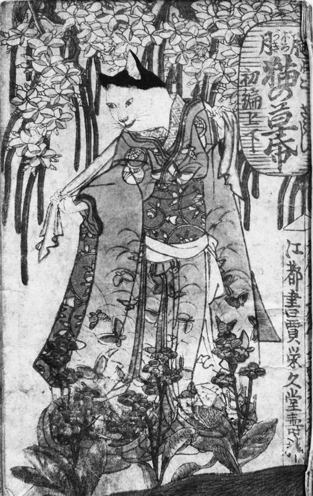 解析貓與日本人的歷史!「貓又」是幻化為怪貓的第一步?