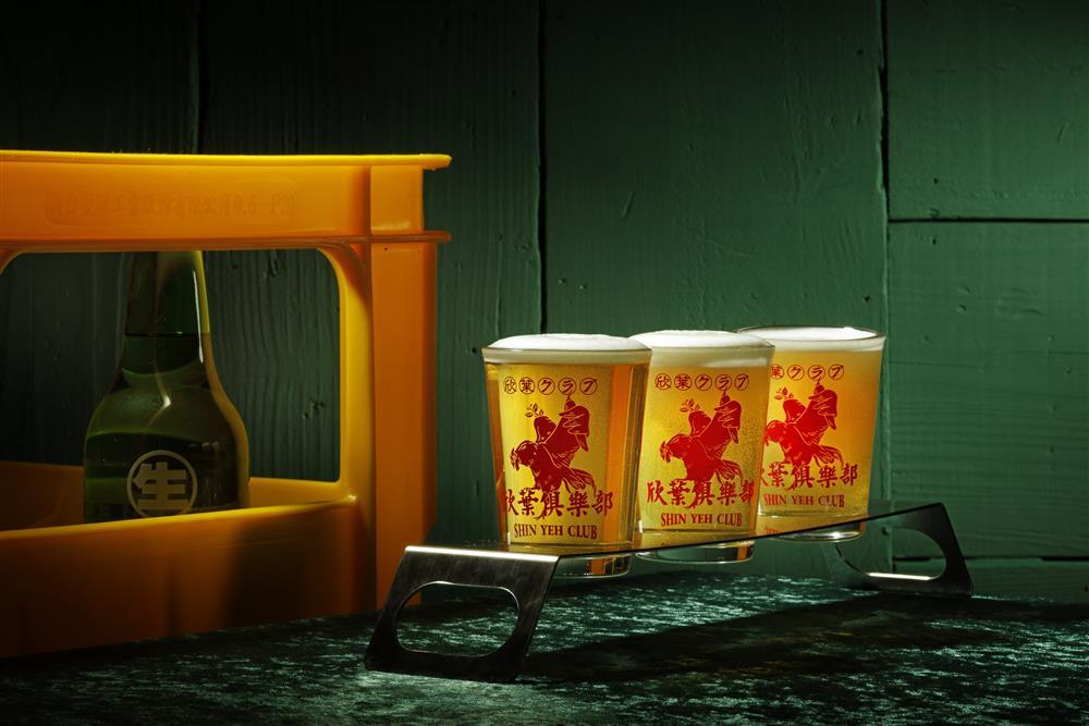 遲罰三杯(芒果、葡萄、檸檬水果風味啤酒)100元_欣葉台菜X台酒打造新台味!台菜、和酒、手路菜5大必吃亮點