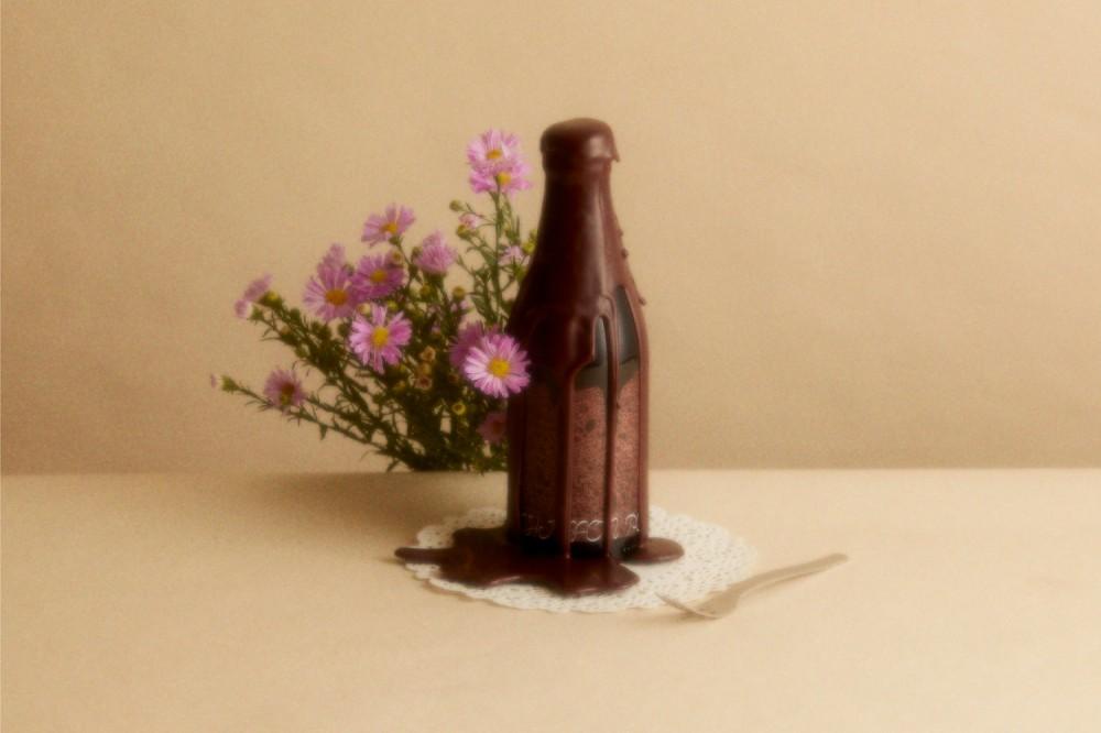 酉鬼啤酒巧克力戚風波特