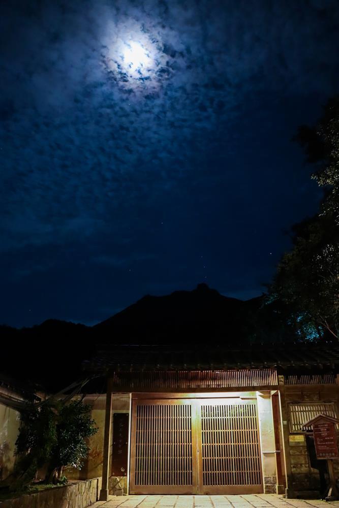 金瓜石太子賓館夜景