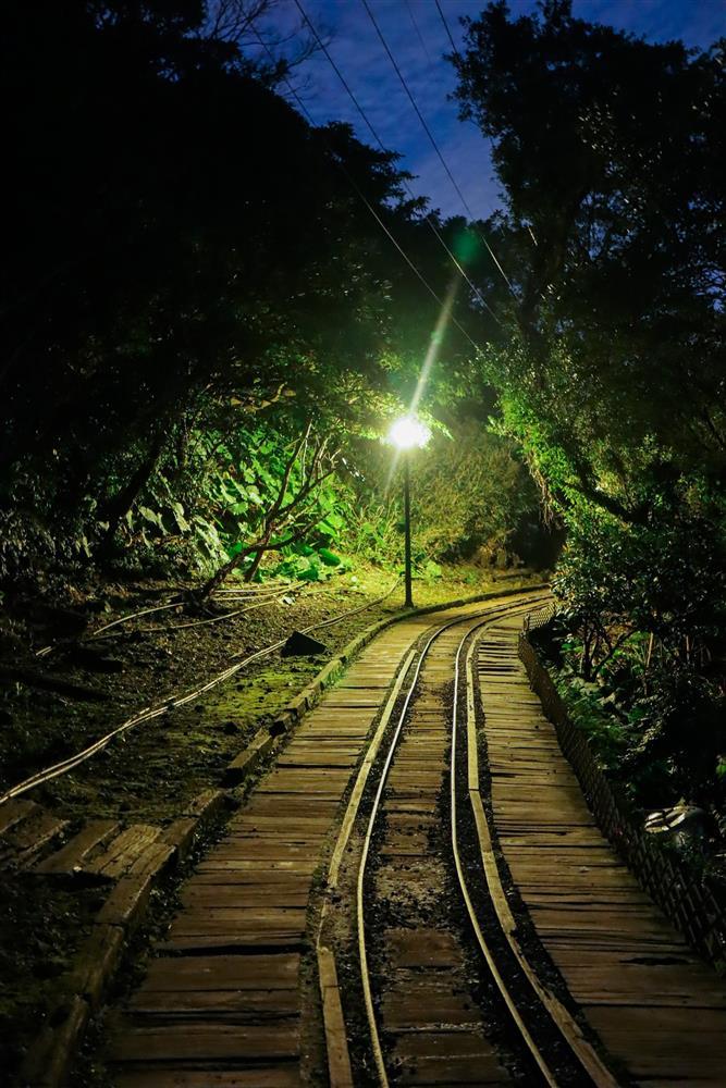 金瓜石黃金博物館夜景