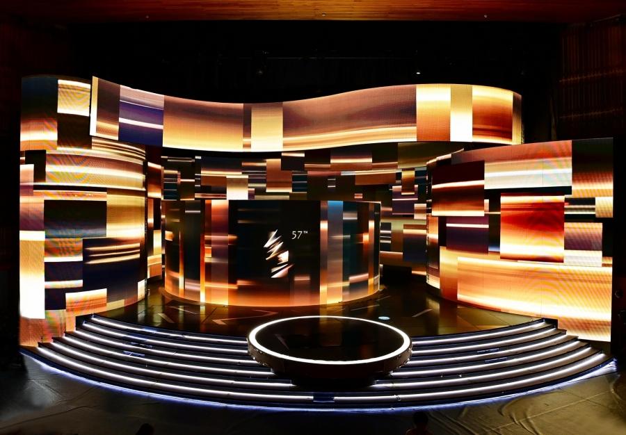 金馬獎頒獎典禮舞台2