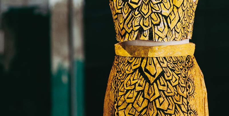 阿美族樹皮衣工藝3