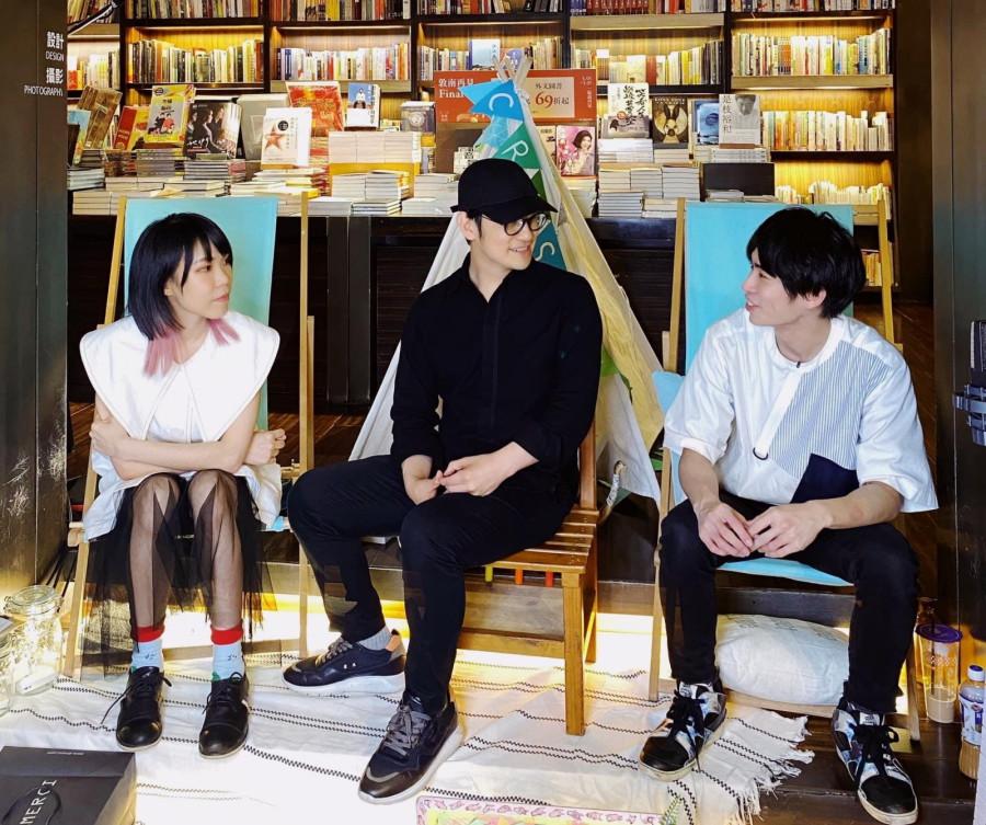 陳建騏旗下的新生代創作樂團Crispy脆樂團,曾入圍金曲獎最佳演唱組合。