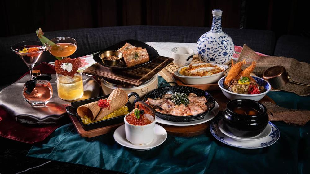 「隱世餐酒館」捷運永春站的新台式!台菜、調酒、表演、舞池
