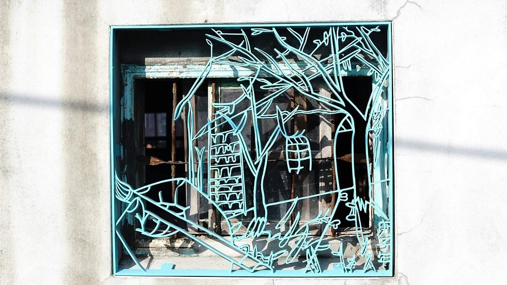 雲林口湖「鐵花窗」美麗風景6
