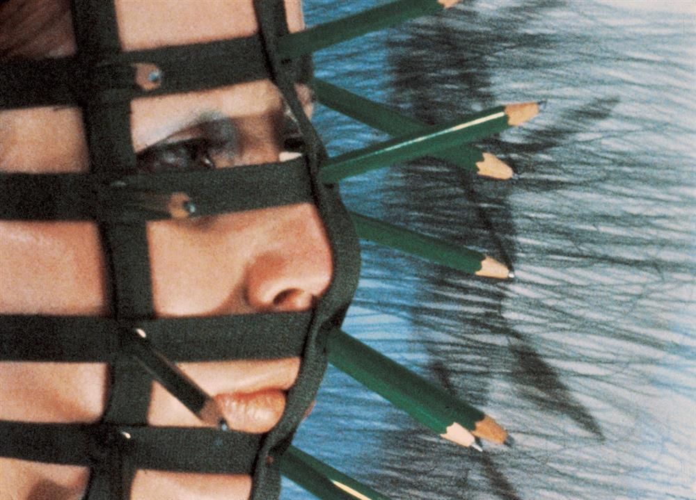 雷貝嘉霍恩-鉛筆面具