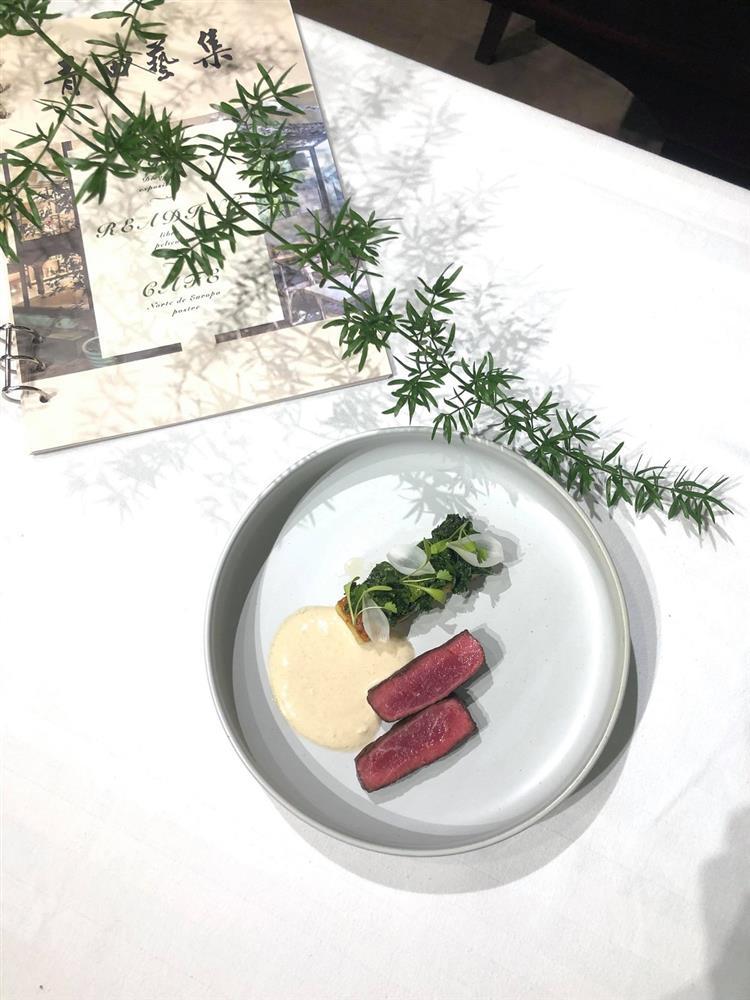 青田藝集熱前菜