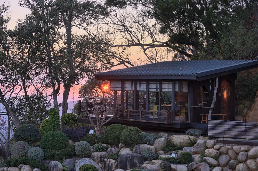 「飛花落院」台中新開幕!絕美日式料亭必訪美食新景點