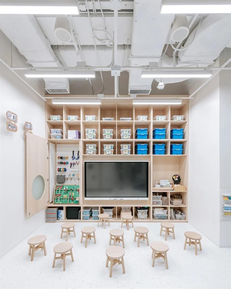 香港設計團隊Eureka打造無隔閡學習玩樂空間2