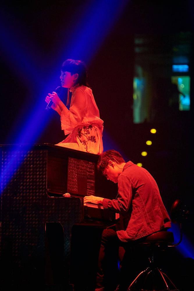 魏如萱和陳建騏是無話不談的知己,一路成長築夢的夥伴