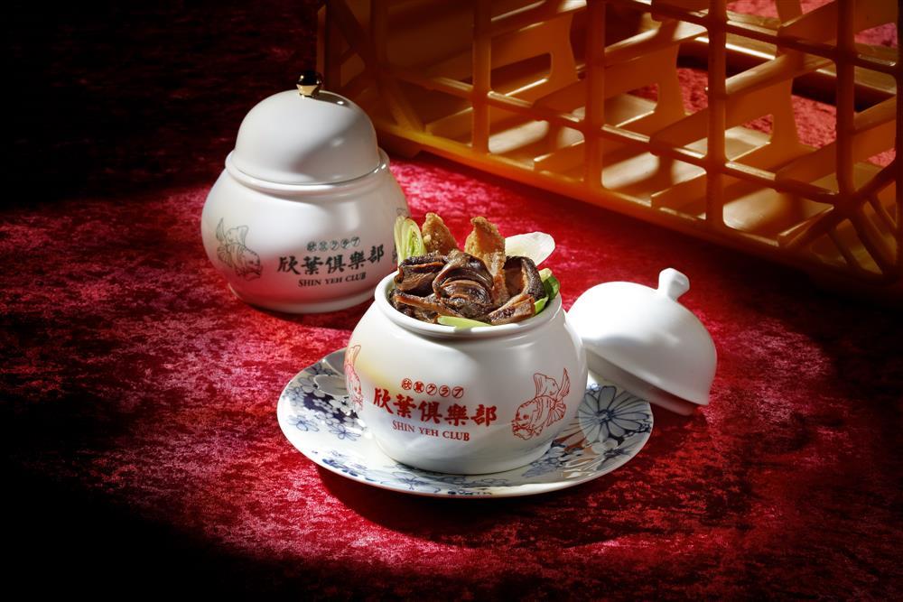 魷魚螺肉蒜_欣葉台菜X台酒打造新台味!台菜、和酒、手路菜5大必吃亮點