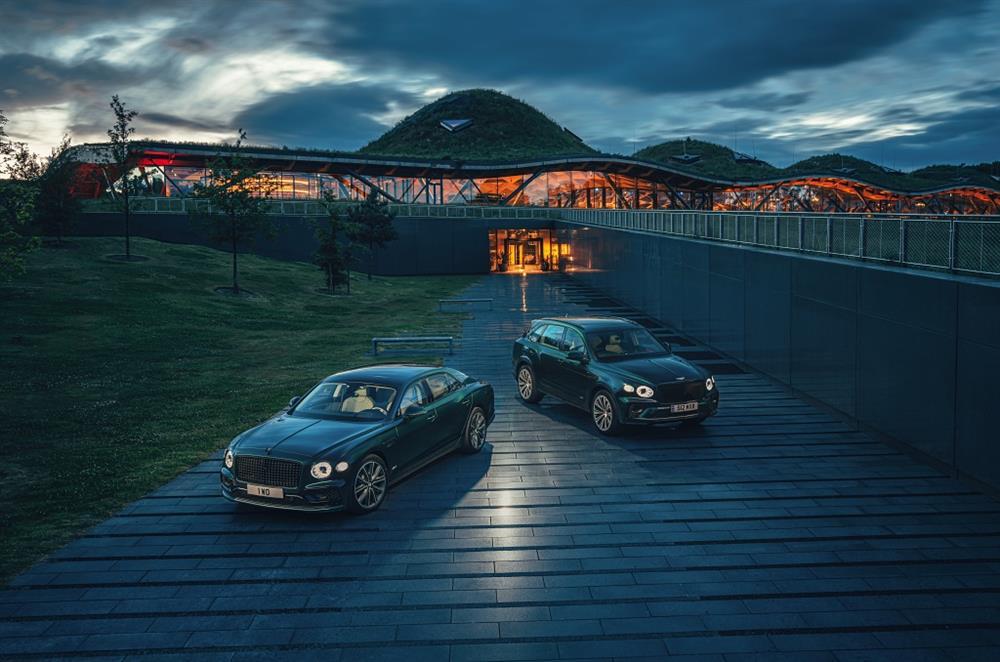 麥卡倫與賓利汽車攜手踏上非凡旅程-麥卡倫酒廠