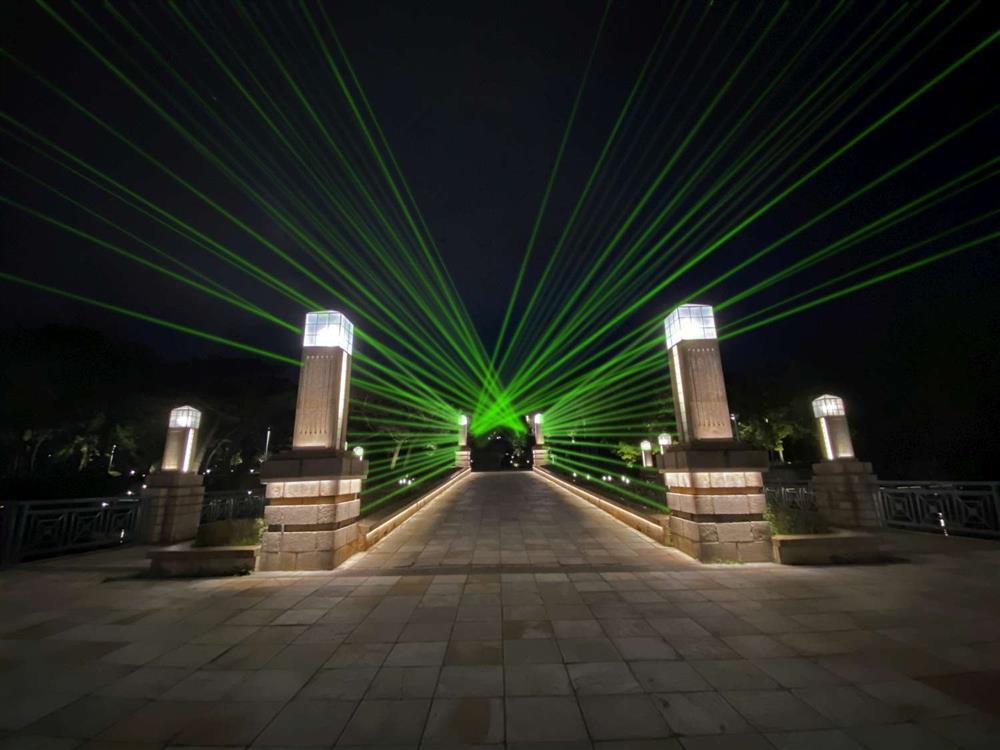 2021新竹光臨藝術節「科技未來」燈區