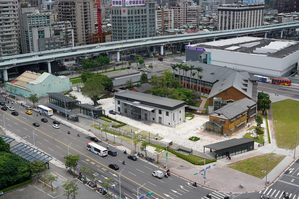臺博館鐵道部園區