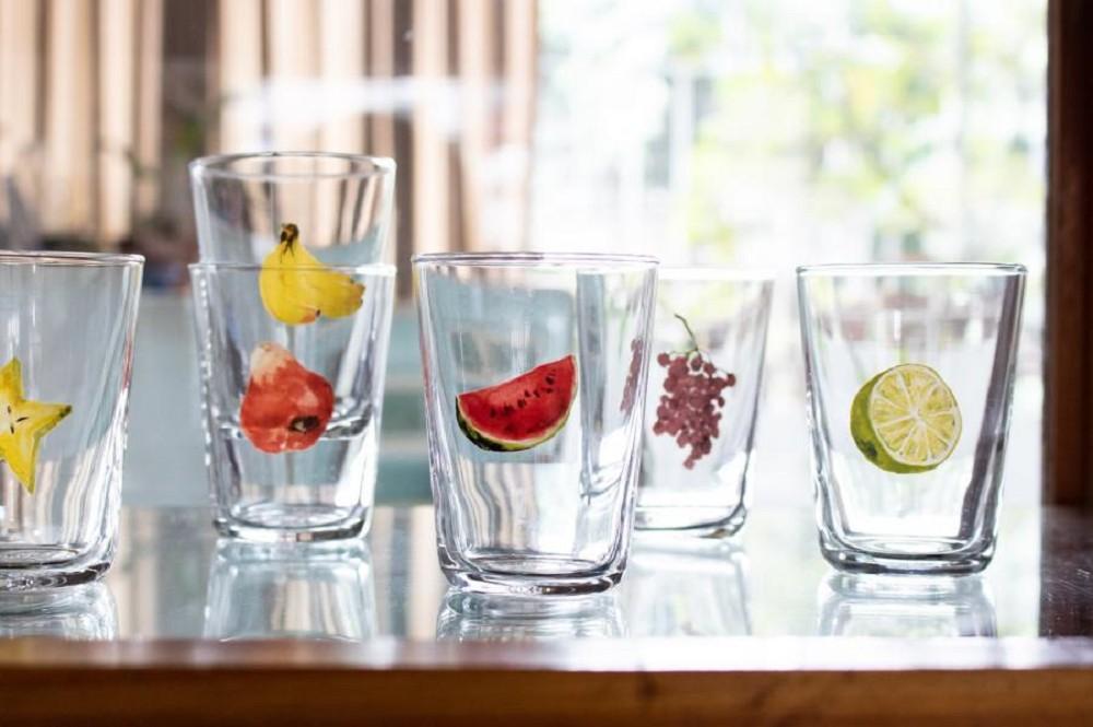 +t系列水果杯照