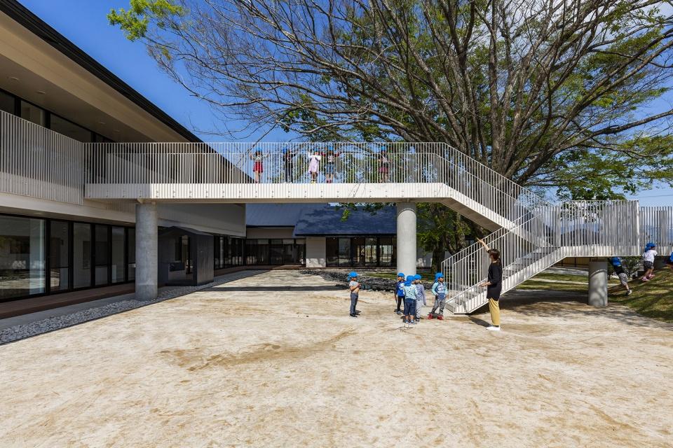 日本九州MRN幼稚園以「羈絆」為養分的自然學習空間_07
