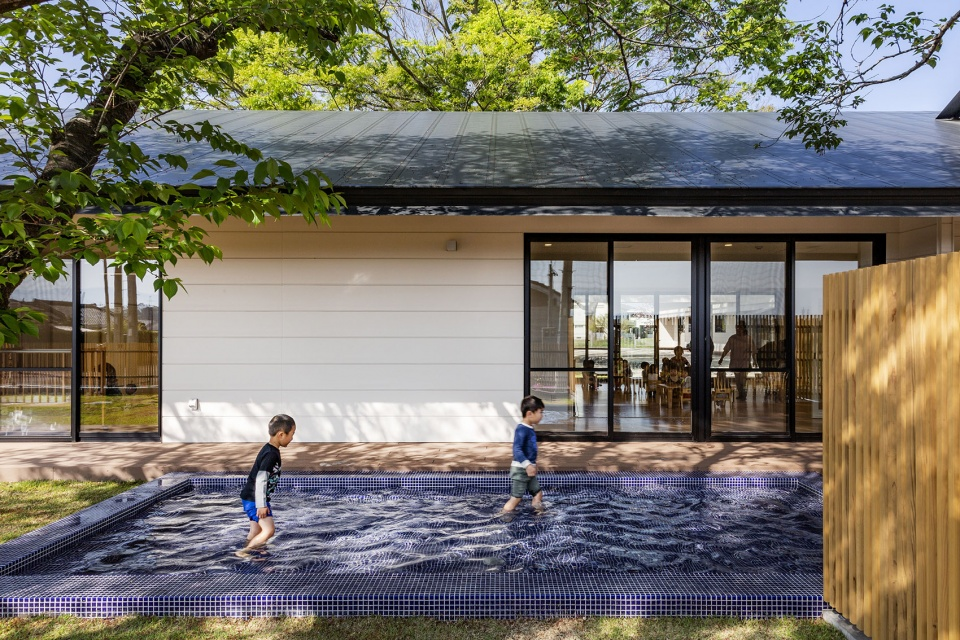 日本九州MRN幼稚園以「羈絆」為養分的自然學習空間_01